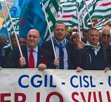 CGIL CISL UIL AGRIGENTO